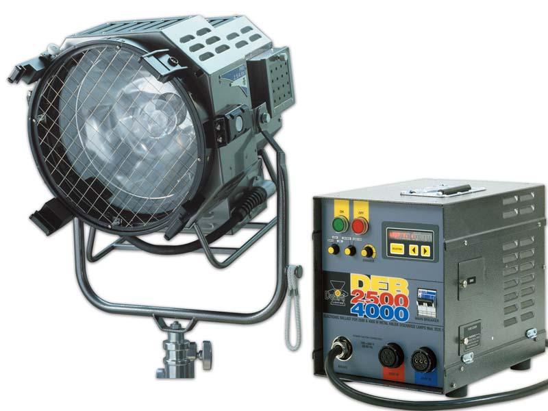 PRofesioneller Tageslicht PAR Scheinwerfer für Film und Fernseh