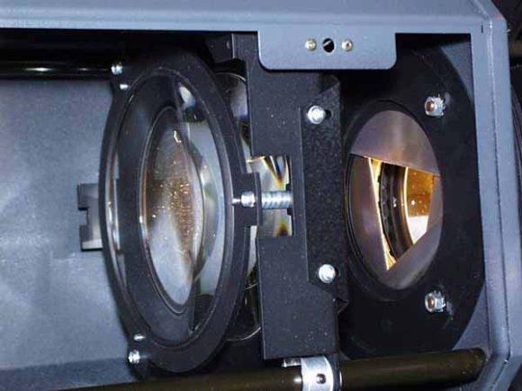 HPZ tubus doppellinse