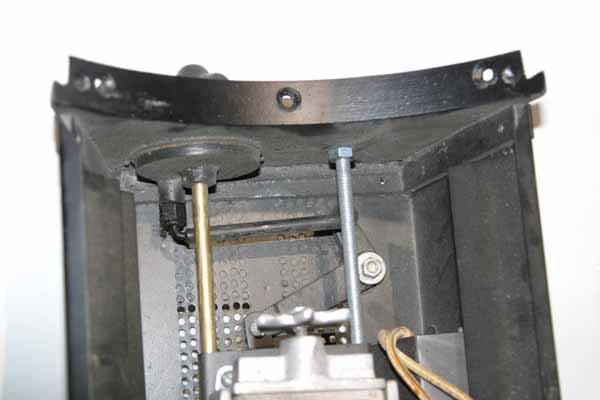 Im Basement einer Studio-Fresnel
