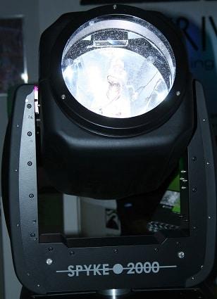 Surchlight mit Xenon-Leuchtmittel
