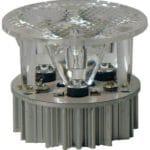 Fertig zusammengesetzte LED-Einheit
