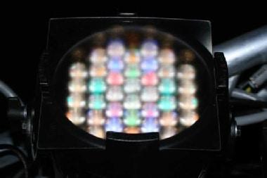 Spezielle Filterart für bessere Lichttransmission