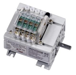 Strommag Getriebeendschalter