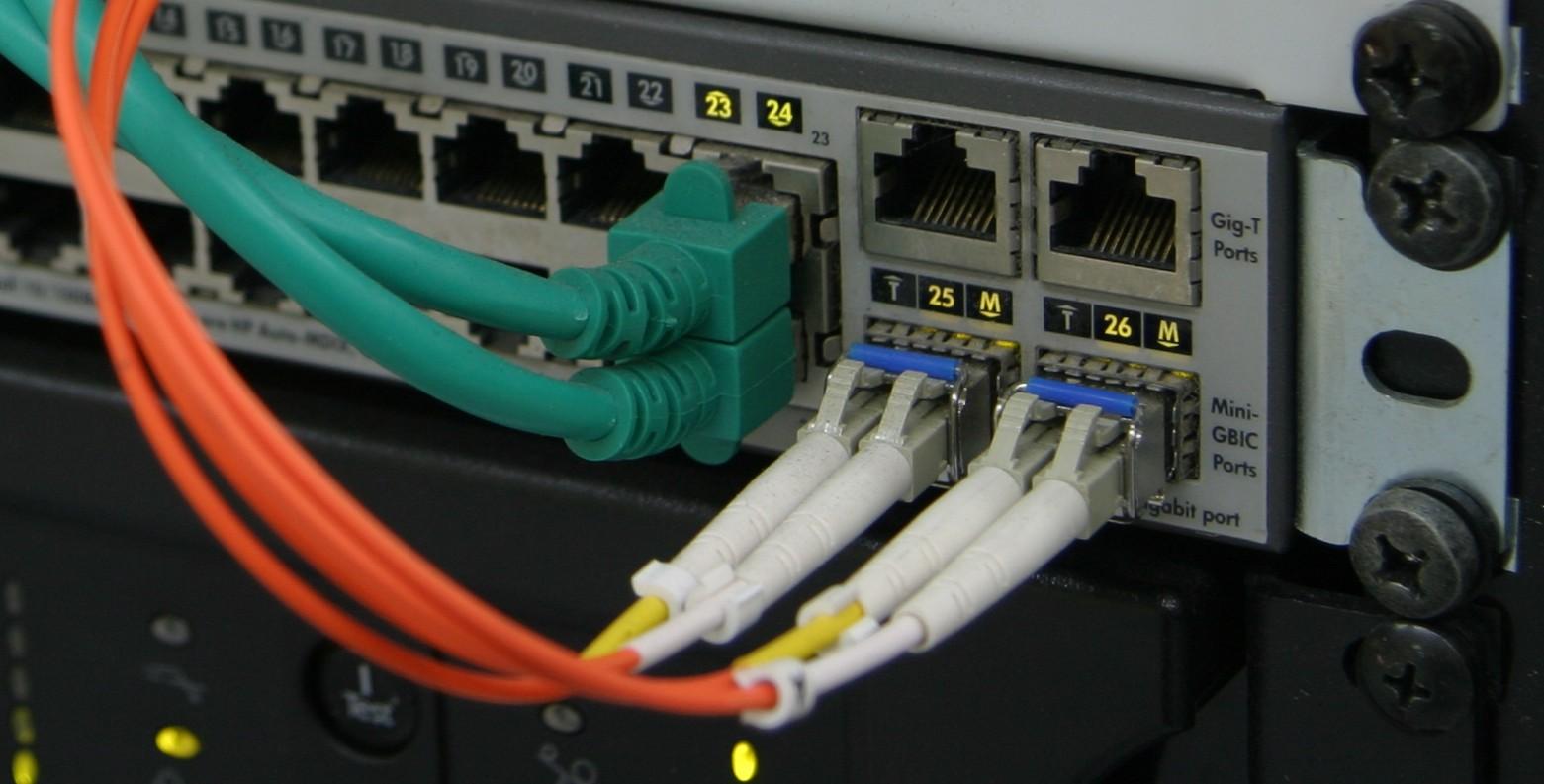 Switch mit Optokoppler
