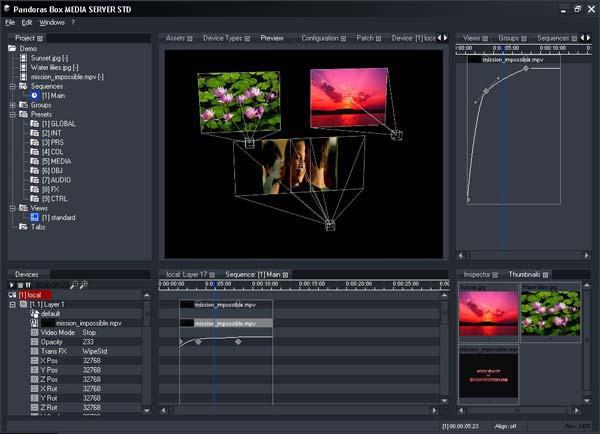 Coolux-Screenshot