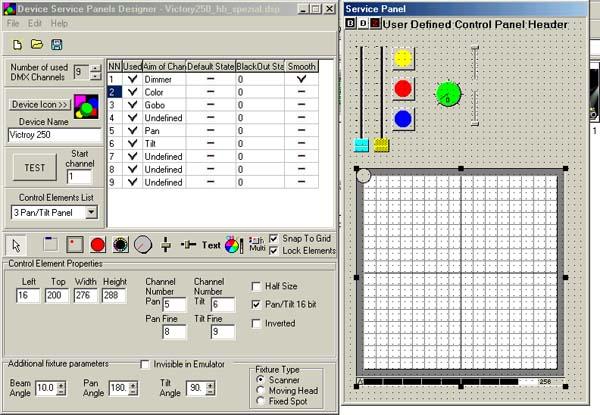 Screenshot Fixture anlegen