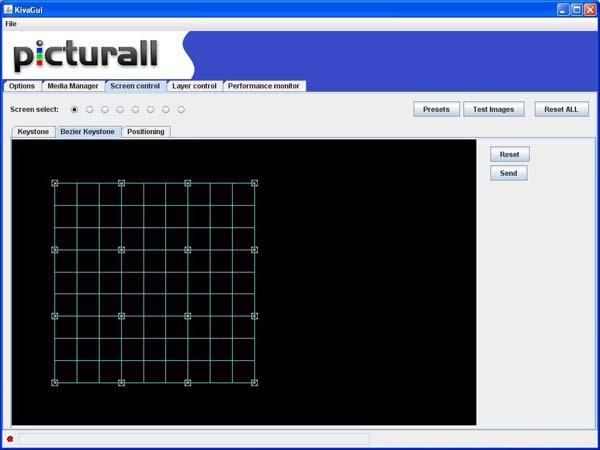Screenshot Screencontroll