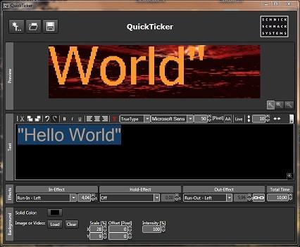 Screenshot Pixelmapper