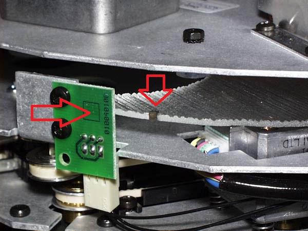 Hallsensor und Magnet