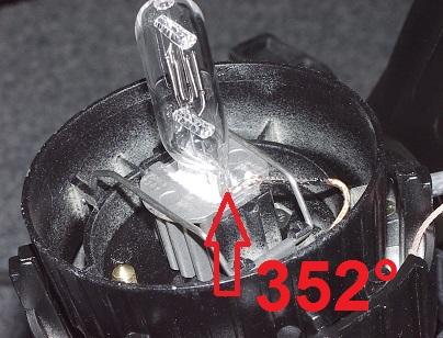 ETC Source Four Profile Leuchtmitteltemperatur