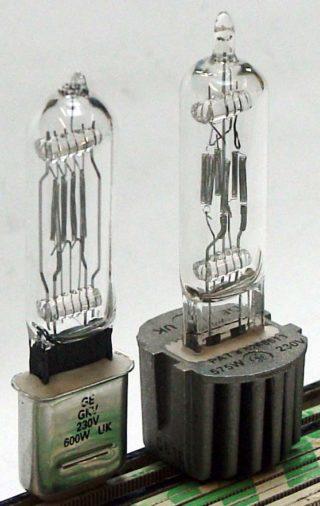 Leuchtmittel HPL und GKV