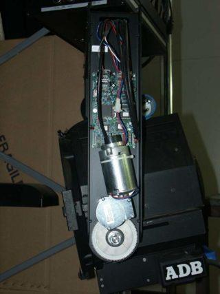 Spotlight Servoantrieb