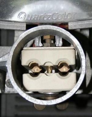Nullkraft-Sockel zum schrauben