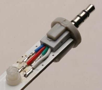 LED-Streifen-klinkenstecker