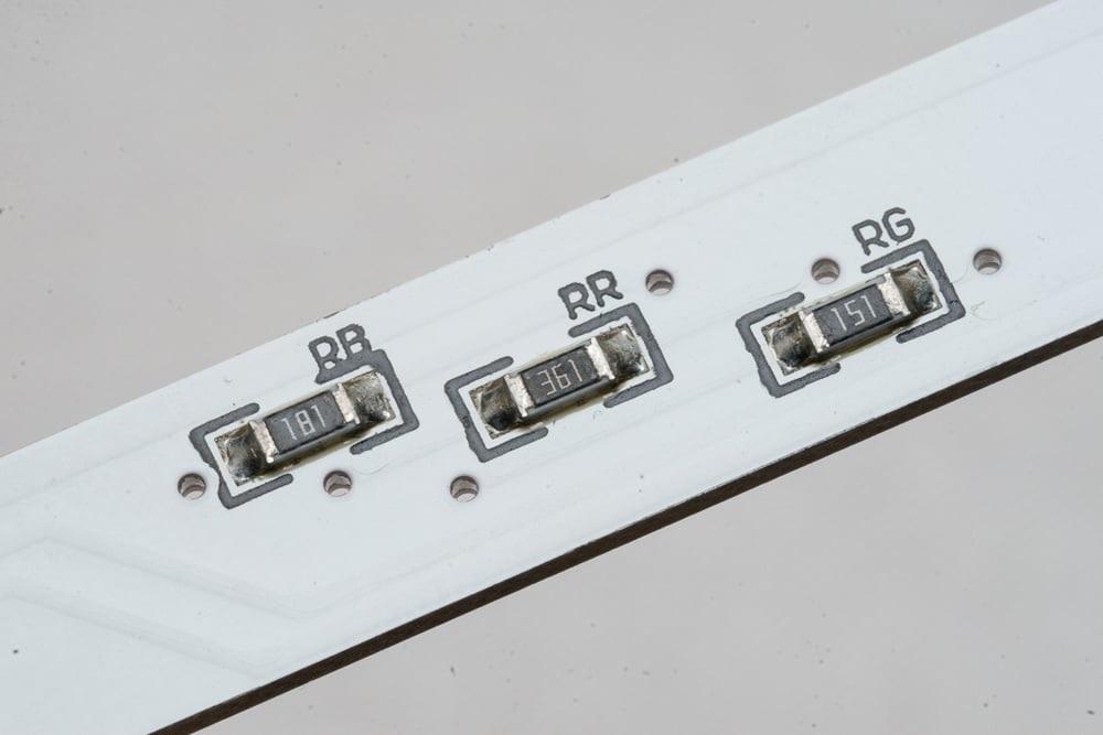 LED Vorwiderstände