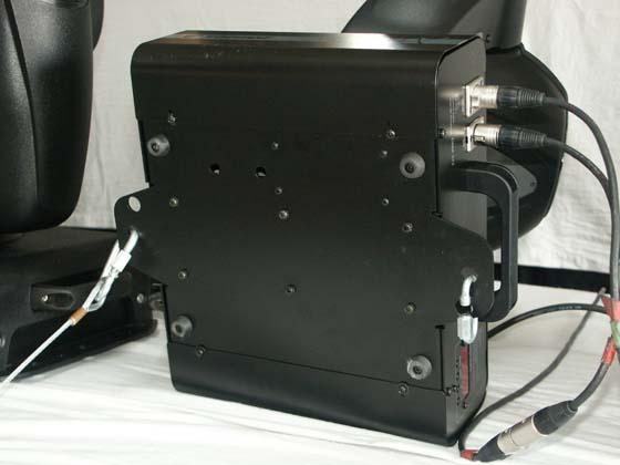 Movinglight Sicherungsseil