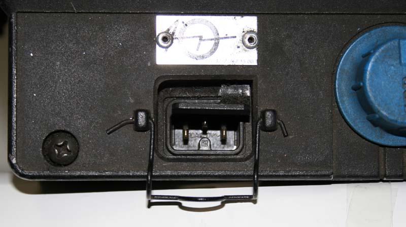 ADB-C101 Netzanschluss